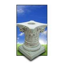 Coloana Ornamentala din beton in Stilul Corintic C2