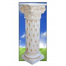 Coloana Ornamentala din beton in Stilul Corintic C3