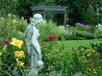Statueta-de-gradina